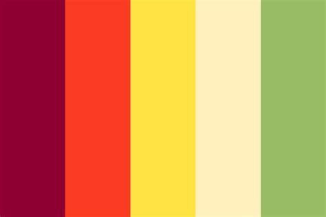 organic color organic color palette