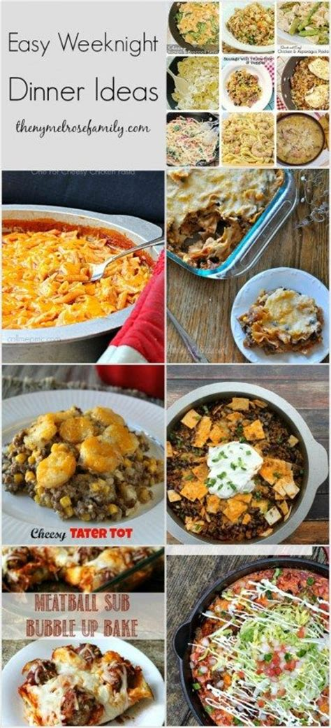 family dinner ideas healthy dinner recipes for the family 40 minutes