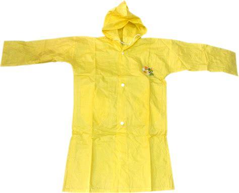 in raincoat coat