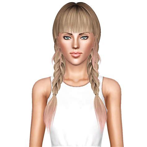 sims 3 hair retextures tumblr my sims 3 blog hair retextures by julykapo