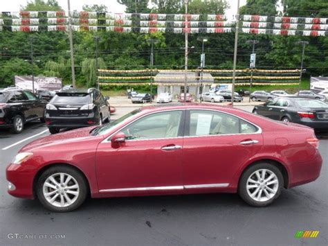 2010 lexus es 350 colors 2010 matador mica lexus es 350 105750238 gtcarlot