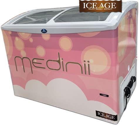 Freezer Gelato freezer