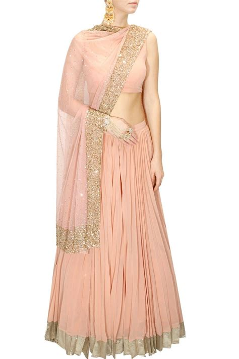 Astha Dress Set astha narang gold embellished lehenga set