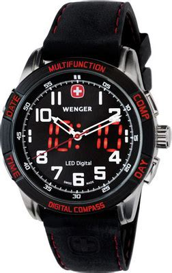 Swiss Army Time Sa2013m Gc Brl For 1 wenger 70430 led nomad compass leather
