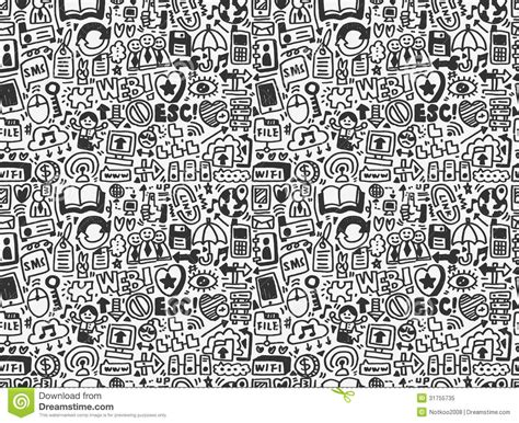 seamless network pattern seamless internet network pattern stock vector image