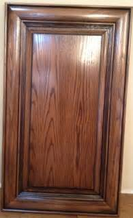 nice Can You Stain Kitchen Cabinets #2: bloom_cab_door_stain_with_glaze_2.jpg