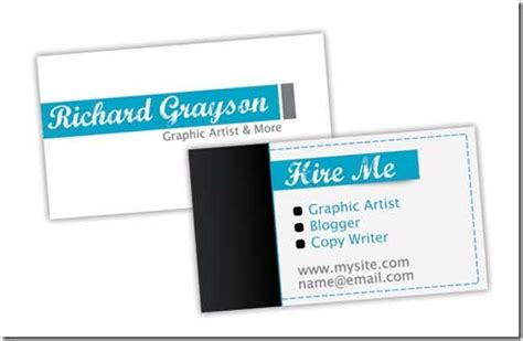 freelance business card template a collection of free creative psd business card templates