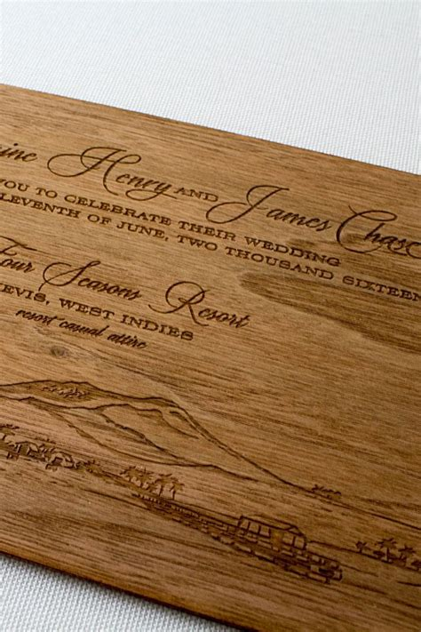 real wood wedding invitations wording 51 best blue weddings images on