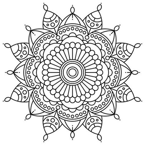 intricate cross coloring pages printable intricate mandala coloring pages by krishthebrand