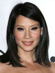 lucy liu straight hair the glossiest a list styles instyle uk 1000 images about lucy liu on pinterest lucy liu