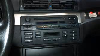 Bmw Radio Bmw E46 Stereo System Mobile Electronic Specialists