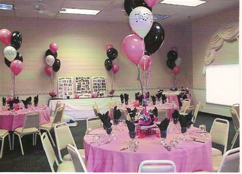 50 s table decorations balloon decor of central california themes
