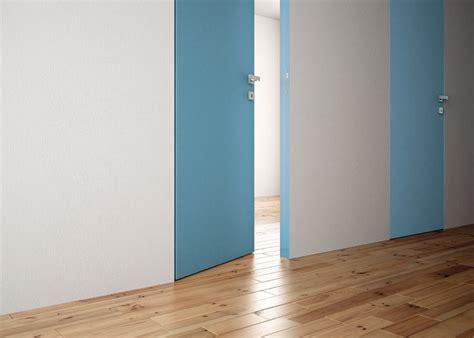 porte filo muro garofoli porta a battente a filo muro laccata filomuro porta