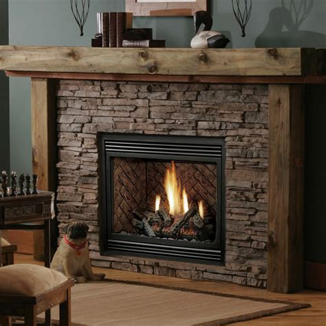 Fireplaces Direct by Kingsman Hb3624 Direct Vent Gas Fireplace 36 Quot Wide