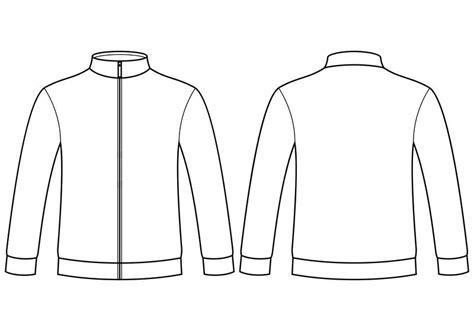 sweatshirt template illustrator blank sweatshirt template front and back buy this stock