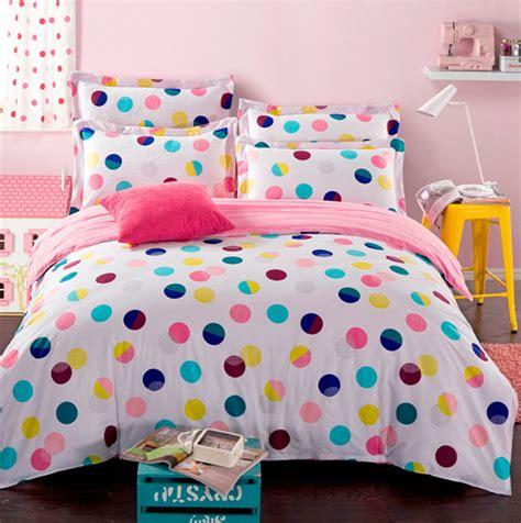 polka dot comforter full colorful polka dot bedding set for queen full size duvet