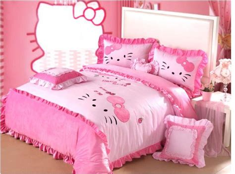 hello kitty bedroom sets get the charming space at your home with hello kitty