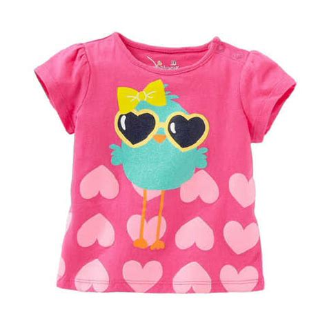 Kaos Anak Branded Jumping Beans Butterfly Pink Jual Kaos Anak Cewek Jumping Bean Pink Usia 18 24bulan 2 4