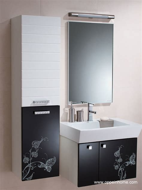 Wall Mount Bathroom Cabinet by Lacquer Bathroom Cabinets Wall Mounted Op W1200 60 China Bathroom Cabinet Bathroom