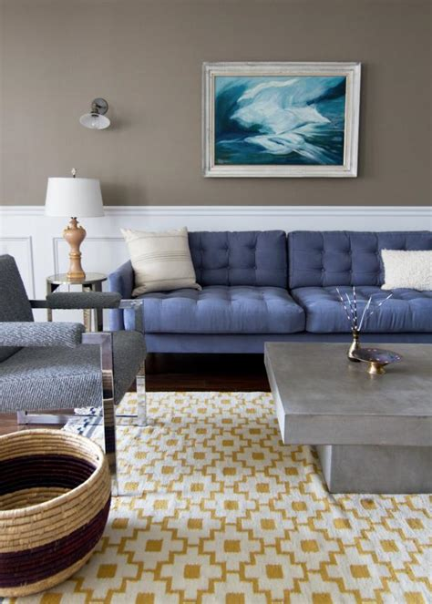 jeri lee blue couch photo page hgtv