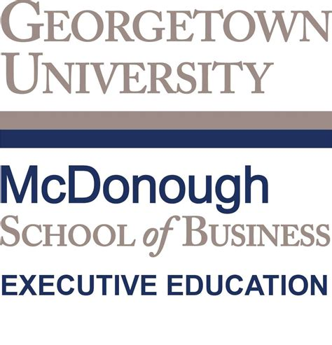 Georgetown Mcdonough Mba Invitation Dates by Master Of Science In Finance