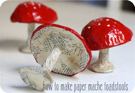 How To Make Paper Mache Stronger - 147 best papier mache images on paper clay