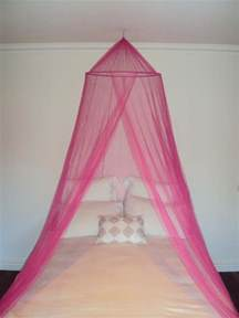 Canopy Bed King Single Pink Decorative Mosquito Fly Canopy Net Bed Netting For