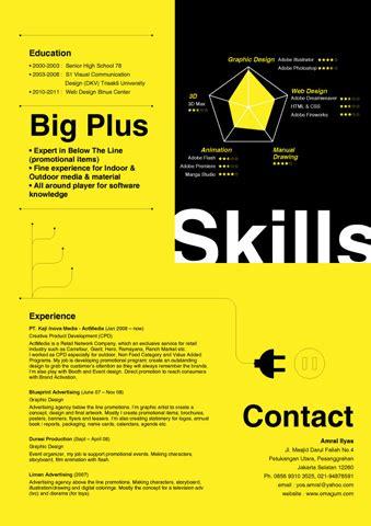 contoh kartu nama word job seeker contoh cv kreatif free job seeker
