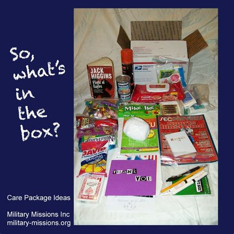 17 best images about military packages care packages on
