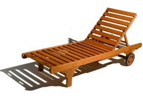 applaro chaise wooden chaise lounge simple home decoration