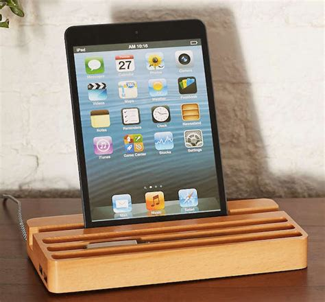 driven by decor family charging station wood charging station with two usb ports review 187 the