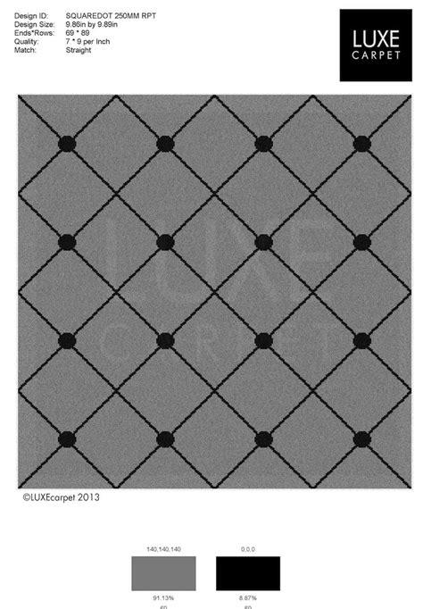 dot pattern carpet patterned carpet square dot luxecarpet pinterest