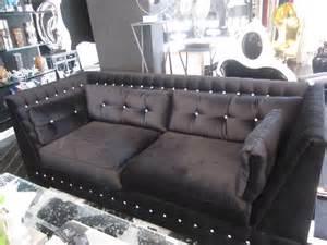 sofas settees loveseats rocker glam