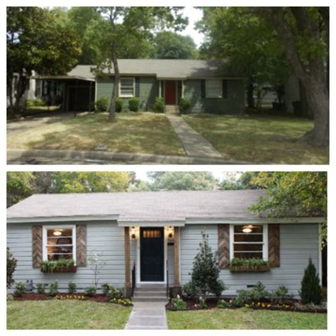 fixer upper after before after fixer upper my hgtv pinterest fixer