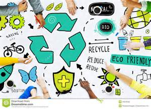 reduce reuse recycle your office recycle reuse reduce bio eco friendly environment concept