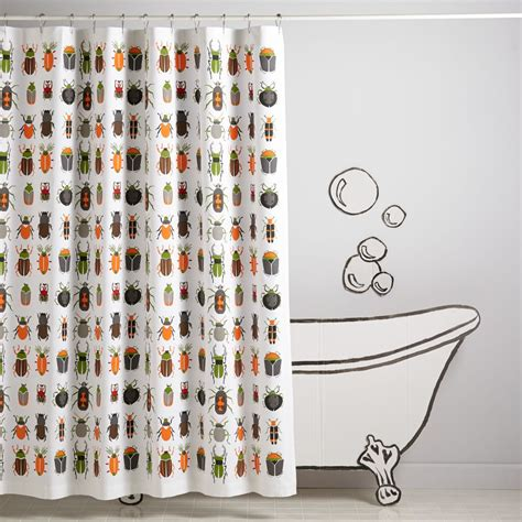 bug curtains gallery for gt best shower curtains