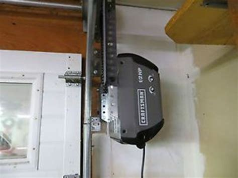 Side Mount Garage Door Opener Sears Wageuzi Garage Door Opener Side Mount