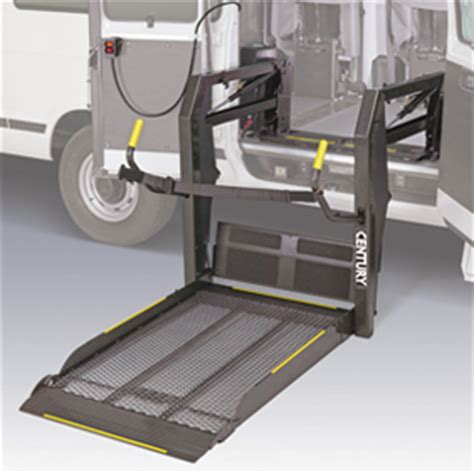Wheel Chair Lifts by Crestline Mobility Products