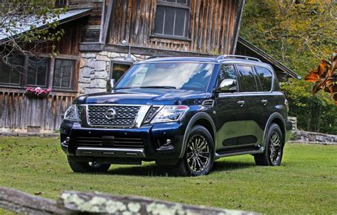 Nissan Armada 2020 by 2020 Nissan Armada Platinum Release Date And Redesign