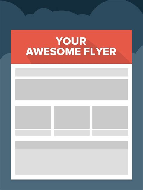free online flyer creator templates stackerx info smore online flyers learning together pinterest