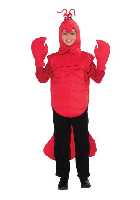 lobster costume child lobster costume
