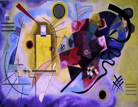imagenes abstractas de wassily kandinsky el arte degenerado de wassily kandinsky taringa