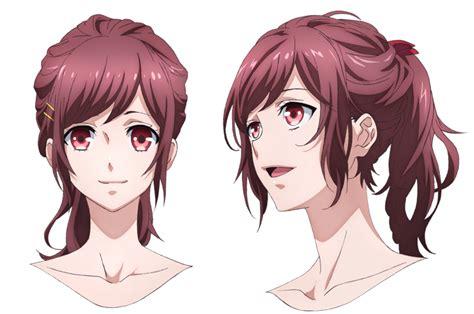 B Anime Characters tsubasa sumisora b project kodou ambitious
