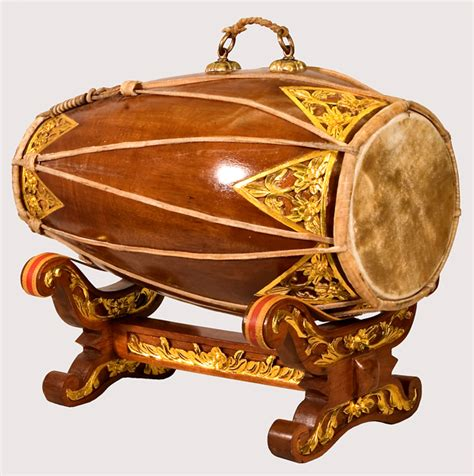 Kendhang Ciblon from Javanese Gamelan at the National