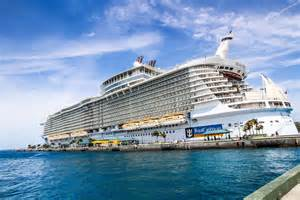 119 Day Cruise allure of the seas cancels call at nassau bahamas