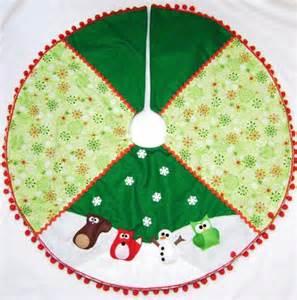 green christmas holiday tree skirt flickr photo sharing