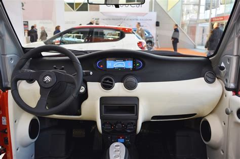 citroen mehari interior citroen e mehari interior dashboard at 2016 bologna motor