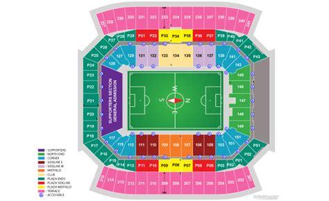 citrus bowl stadium seating map orlando citrus bowl seating chart soccer quotes