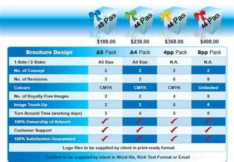 brochure layout terminology asaprint singapore we provide a wide selection of