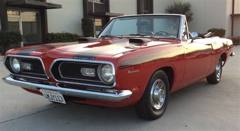 1969 dodge barracuda for sale 1969 plymouth barracuda convertible for sale